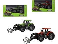 99147 - Traktor s nástrojem na setrvačník