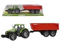 99175 - Traktor s vlečnou na setrvačník