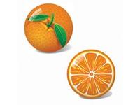 99411 - Míč pomeranč, 23 cm