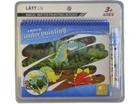 99607 - Kouzelné malování vodou, 19cm
