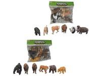 00068 - Zvířátka safari, 11cm