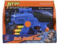 00239 - Pistole se softovými náboji, 22cm