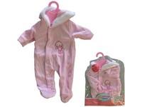 00347 - Oblečení pro panenky, 22x28cm