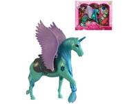 00559 - Kůň s příslušnstvím, 26x23cm