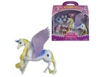 00561 - Kůň s příslušnstvím, světlo a zvuk, 32x32cm