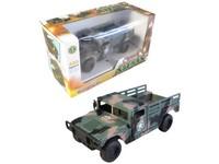 00592 - Auto vojenské na setrvačník