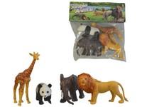 00657 - Zvířátka safari, 11cm