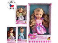 00892 - Panenka princezna v boxu 27 cm