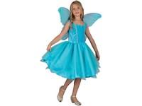 00986 - Šaty na karneval - víla, 120- 130 cm