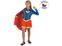 00995 - Šaty na karneval - hrdinka, 120-130 cm