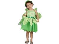 01010 - Šaty na karneval - víla, 92-104 cm