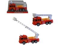 01500 - Auto hasičské na setrvačník, 17,5cm