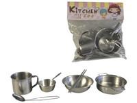 01595 - Souprava kuchyňská, 6ks, 20x20cm