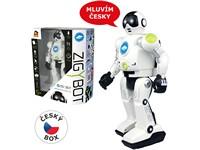 01888 - Robot Zigybot s funkcí času, 20 funkcí