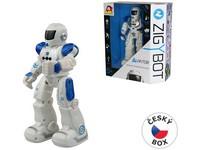 01890 - Robot Viktor 27cm, 21 funkcí (modrý)