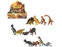 02398 - Dinosaurus, 12 ks v boxu, 23cm