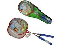 02466 - Badmington set dětský s míčkem, 58x22cm