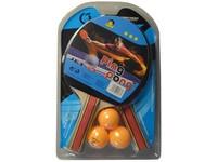 02476 - Sestava ping pongových raket, 30x20cm