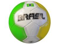 02493 - Míč fotbalový Bazil, 23cm