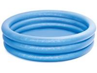IN58446NP - Bazén modrý 168 x 40 cm
