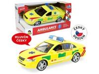 03223 - Ambulance - rychlé osobní vozidlo s CZ IC