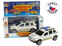 03229 - SUV Policie se světlem a zvukem