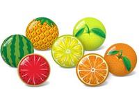 02695 - Míč ovoce, 11 cm