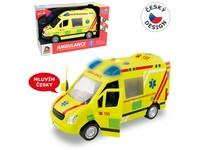 03793 - Ambulance, na setrvačník, se zvukem