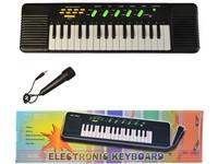 03795 - Piáno elektronické, 32 kláves, s mikrofonem, 50cm