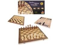 03963 - Šachy 29x29 cm