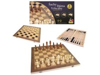 03967 - Šachy 44x44 cm