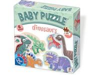 04070 - Puzzle Baby - dinosauři, 6 ks