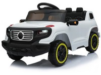 04724 - Dětské elektrické auto, 2 motory, 6V baterie, dálkové ovládání, MP3
