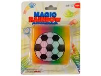 05396 - Pružina - s fotbalovým míčem