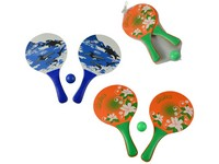 06256 - Plážový tennis s míčkem, 8mm tloušťka