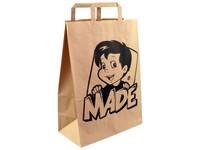 06454 - MaDe® Papírová taška 320x170x440mm