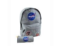 07139 - Backpack + pencilcase NASA