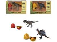 06624 - Dinosaurus s vejcem, 22x14cm