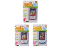 06906 - Mobilní telefon, na baterie, 21x13cm