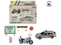 07218 - Sada dálniční policie