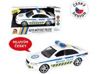 07513 - Auto Městská policie, CZ design, s českým hlasem