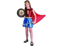 09343 - Šaty na karneval - hrdinka, 120 - 130 cm