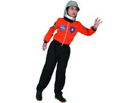 09393 - Šaty na karneval - kosmonaut, 110 - 120 cm