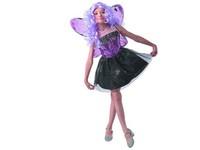 09467 - Šaty na karneval - motýl, 130 - 140  cm