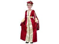 09488 - Šaty na karneval - princezna, 130 - 140  cm