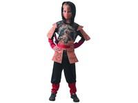 09563 - Šaty na karneval - Ninja, 130 - 140 cm