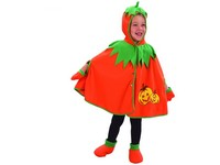 09654 - Šaty na karneval - dýně, 92 - 104  cm