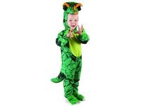 09711 - Šaty na karneval - Triceratops, 80 - 92 cm