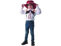 09759 - Šaty na karneval - kovboj, 80 -92 cm