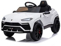 08504 - Dětské elektrické auto Lamborghini, 12V, na dálkové ovládání, dva motory, MP3